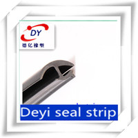 pv/epdm seal strip for hatch