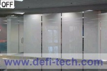 self adhesive smart glass film price blue color