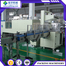 Hottest automatic blister plastic bottle packing machine equipment