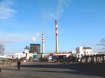 Power Station & Industrial Self-Contained Power Plant