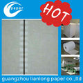 Factory supply a4 banknote cotton security thread watermark paper with visible fibers