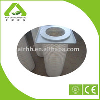 Chuck Type Inlet Gas Turbine Air Filter Cartridge
