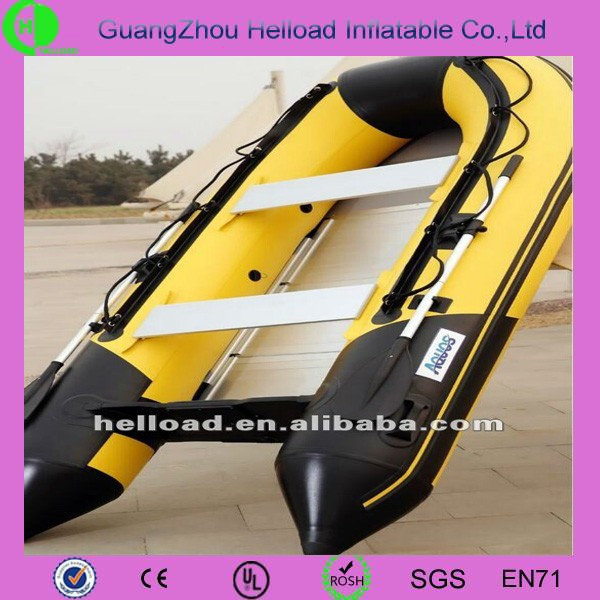Hot sale PVC inflatable rubber kayak