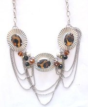 2012 new fashion jewelry costume necklace