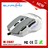 Professional 4000 DPI 8 Button LED Optical USB Wired Gaming Mouse Mice Pro Gamer