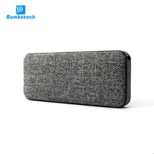 2017 Hot Sale Wireless Stereo Waterproof Speakers, Portable Pockect Bluetooth Waterproof Speaker RS600