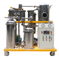 ZHONGNENG Brand Steam Turbine Lube Oil Purification Machine Oil Filtering Equipment