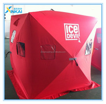 2014 new hot sale 2 person cold resistant ice fishing tent