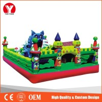 Attractive Life Size Toy Castle Tent, Kids Castle