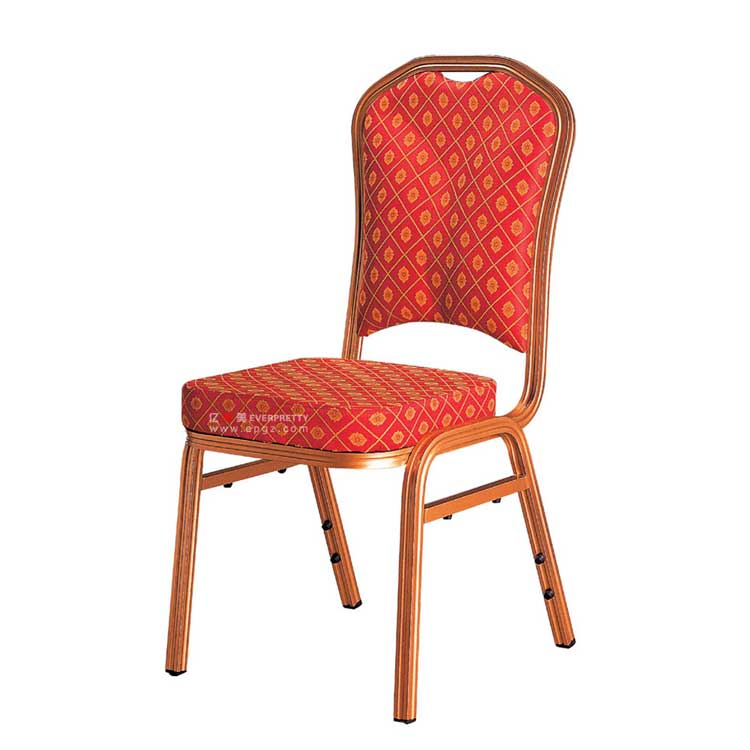 China High Quality stacking metal dining chairs for restaurant