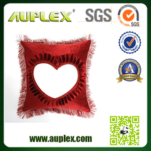 Sublimation Textile Lacework Silk Pillow Case One Side Printing