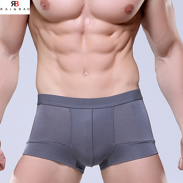 Professional breathable plus size big boys underwear men