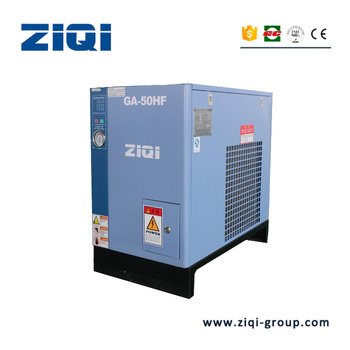 10 hp screw air compressor with air dryer and tank