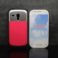 Waterproof Aluminum Mobile Phone Case for samsung I8190