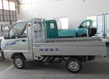2.2KW Small Electric Van Cargo Truck with 500kg load