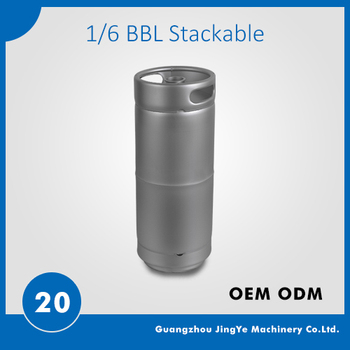 US 1/6 Barrel 5.23 Gallon Stackable