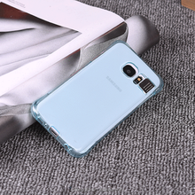 Ultra Thin Clear light up phone case for samsung galaxy s5