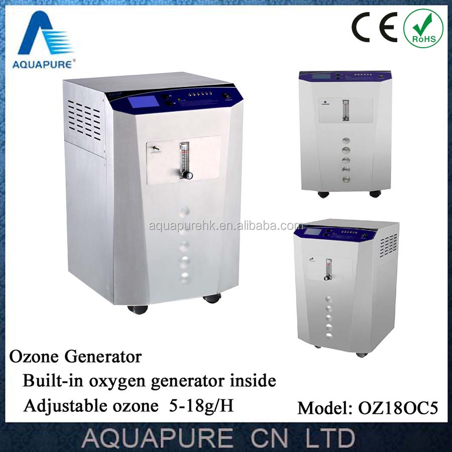 6~18g/H Industrial Ozone Generator for <strong>Air</strong> and Water Purifications