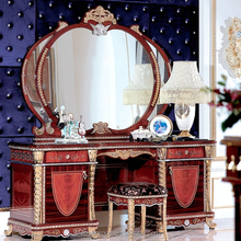 Hot selling new model bedroom furniture luxury dressing table MBK-9839