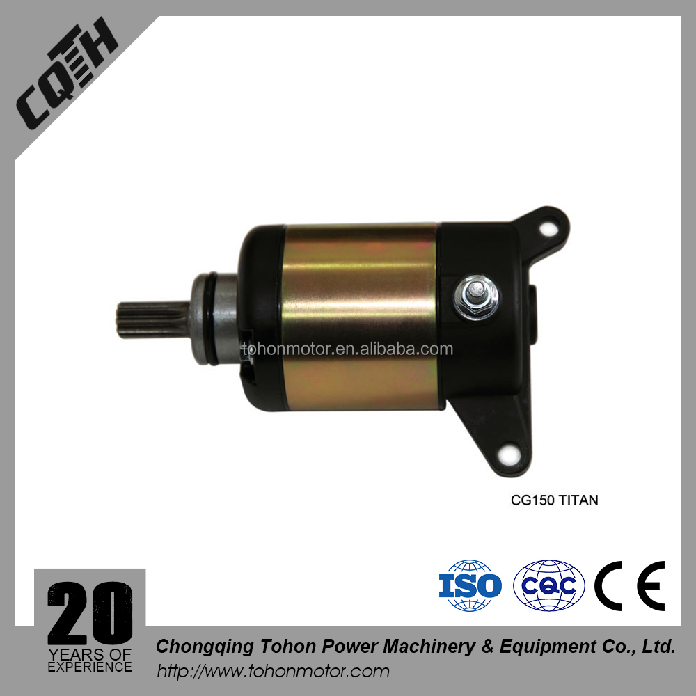 Motorcycle Starter Motor for CRYPTON 110