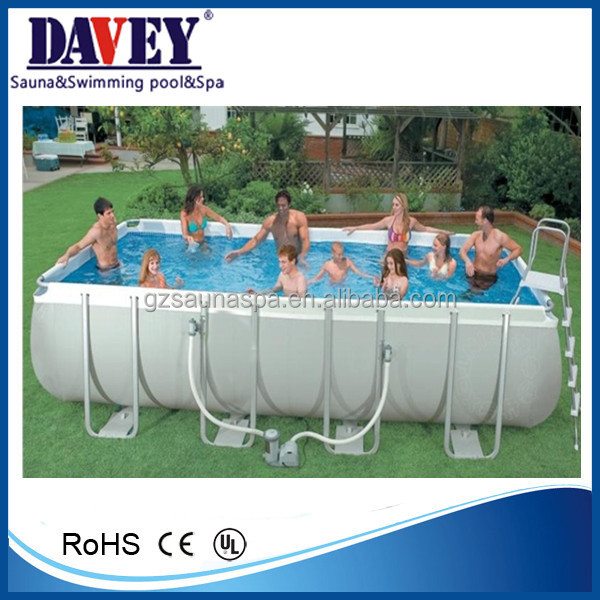 New wholesale 2014 INDEX Family roundness swimming pool/above ground swimming pool/intex frame pool