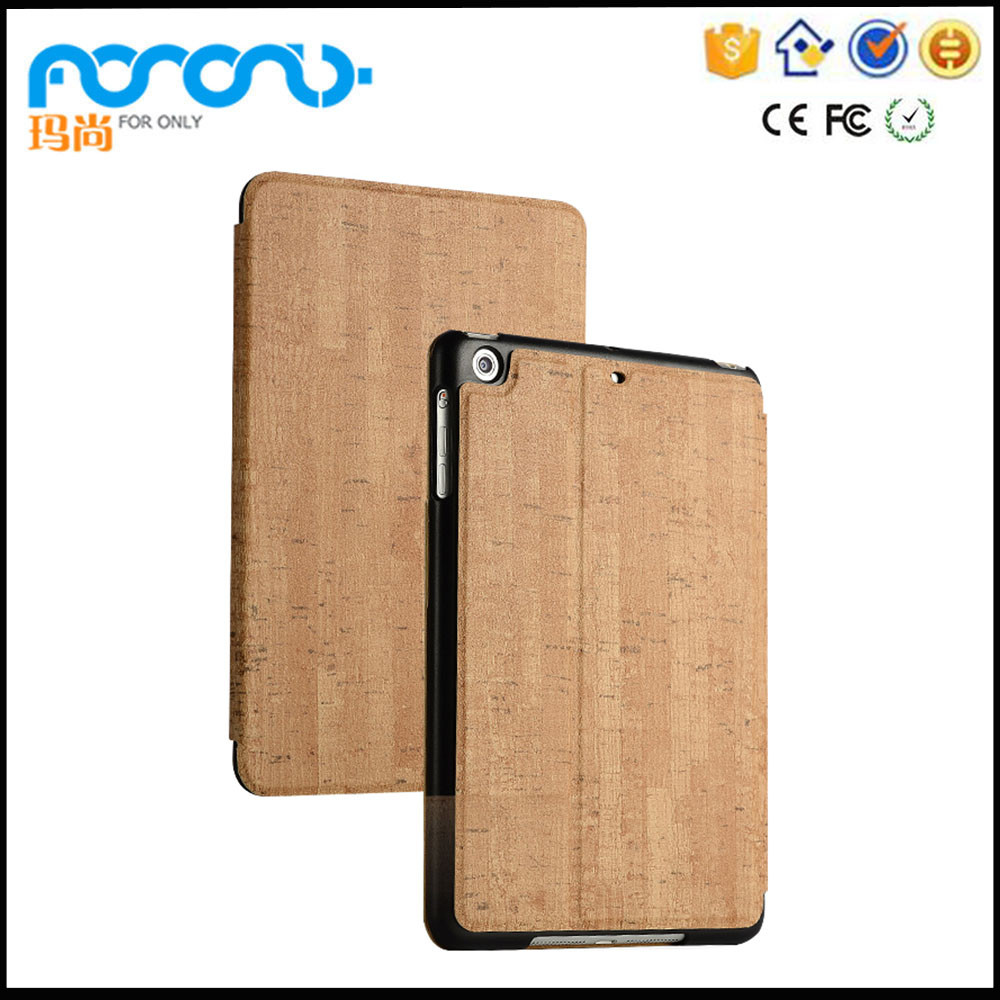 Foronly FO-TC05 reversible folio Thin breathable For iPad Case 2 Folios Leather Smart Cover for Apple iPad mini 1/2/3
