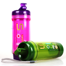 Hot sale Promotion BPA Free 400 ml Silicon Lid Airtight Nike Sport Water Bottle