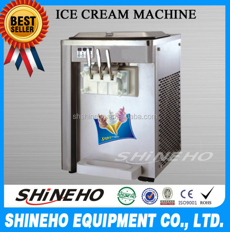 S014 chinese ice cream machine/ice cream production line/ice cream freezer