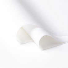 Milk white Color PVB film for outdoor laminated glass and interior decoration
