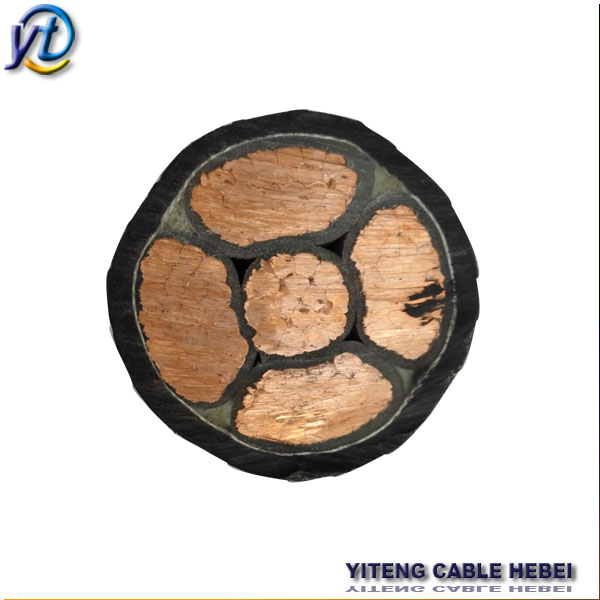 0.6/1kv xlpe insulated cable electrical dc power cable16mm
