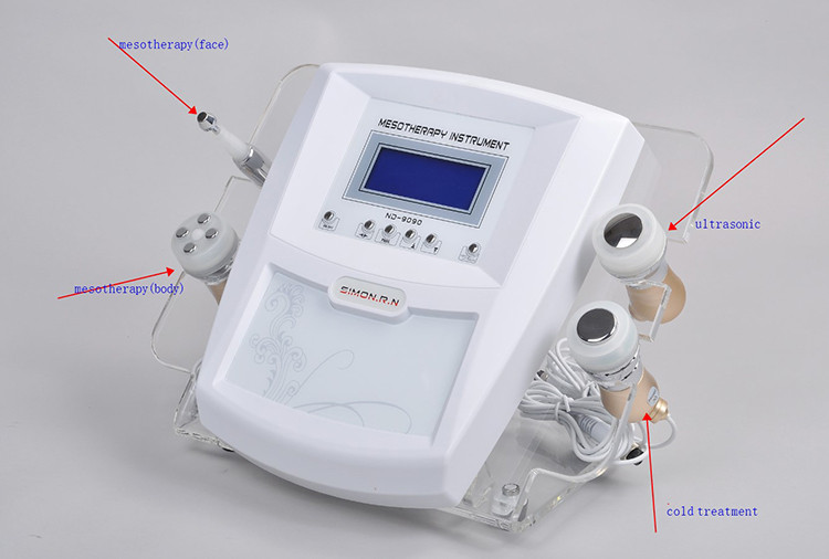 Needle Free Mesotherapy device needle free injection device beauty instrument ND-9090