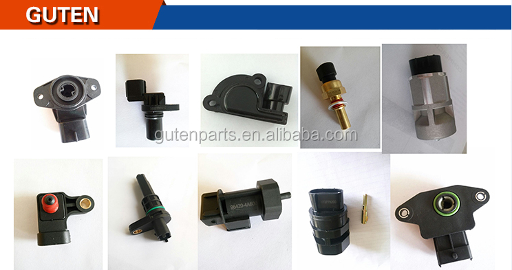 Auto vehicle auto sensor Type speed sensor for opel 90375764