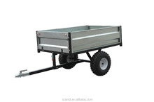 Professional ATV Trailer manufacturer 4W-A03 Utility Trailer