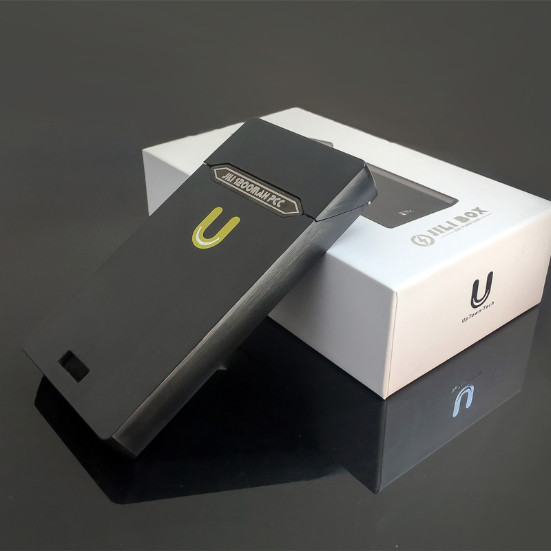 hot selling j-u-u-l pcc power bank jili box charger kit 3 in 1 case fast ship