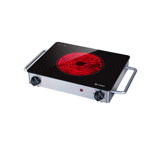 Wholesale portable single burner infrared electric stove
