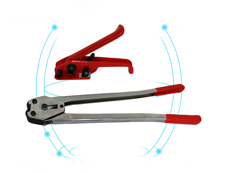 Manual strapping tool SD330 tensioner sealer manual crimping tool hand strapping tool packing