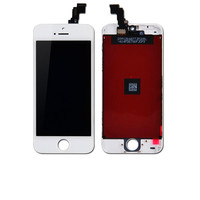 For iphone 5c lcd parts touch screen assembly