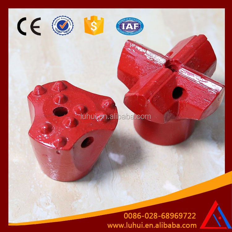 LUHUI T76 Self Drilling Anchor Bolt Core Drill Bit