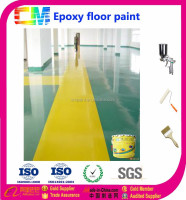 Epoxy resin high build epoxy paint epoxy floor coating for warehouse floor paint