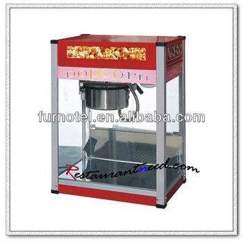 K132 Counter Top Luxurious Electric Popcorn Machine