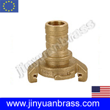 Factory Direct Sales Homebrew Brass Geka Coupling