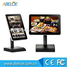 13inch Table Stand AD Player / Table Stand Digital Signage Stand UP DVD Player with HDMI USB