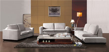 Best Sale Modern Sectional Set 3+2+1 Foshan Leather Sofa