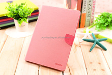 wholesale Korea CONTRAST COLOR Mercury Fancy Diary TPU Leather Case holder for ipad 2/3/4
