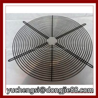 Professional made round electric air conditioner fan guard grill
