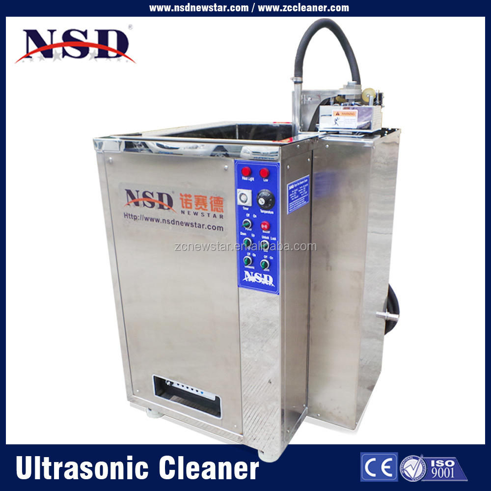 Wheel Hub Ultrasonic Cleaner