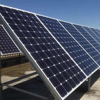 High Quality solar panel for off grid solar system and solar water pump system