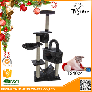 Christmas Decoration Large Luxury Outdoor Cat Tree Manufacturer