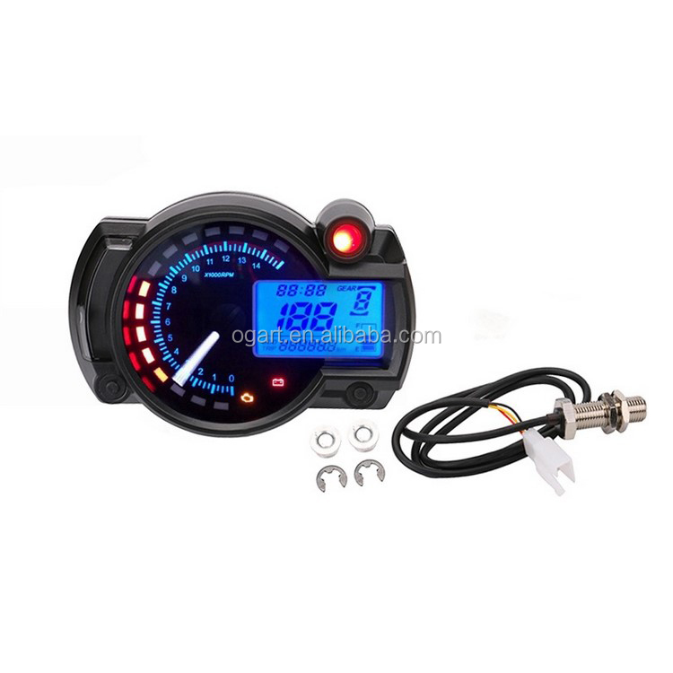 hot selling universal motorcycle speedometer motorcycle meter speedometer motorcycle
