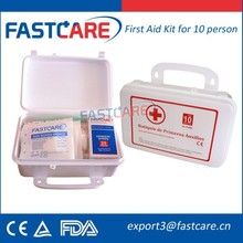 2015 Medical product white first aid kits for emergency